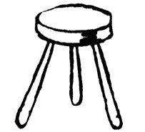 3 legged stool - People, Process and Technology