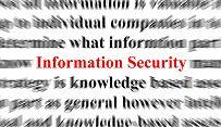 Information Security Management - an ITIL version