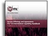 Service Offerings and Agreements - ITIL V3 Intermediate Capability Handbook