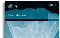 ITIL v3 Books Online: ITIL v3 Service Operation Book
