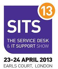 SIT13: Service Desk & IT Support Show: Exhibitor Show Highlights 2013