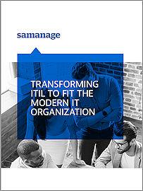 The Future of ITIL according to samanage