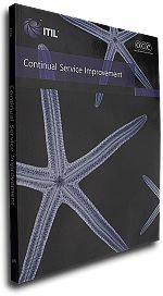 ITIL Continual Service Improvement Book from ITIL news